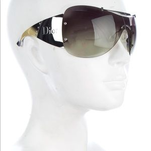 CHRISTIAN DIOR Diorito 1 - horn/brown shaded